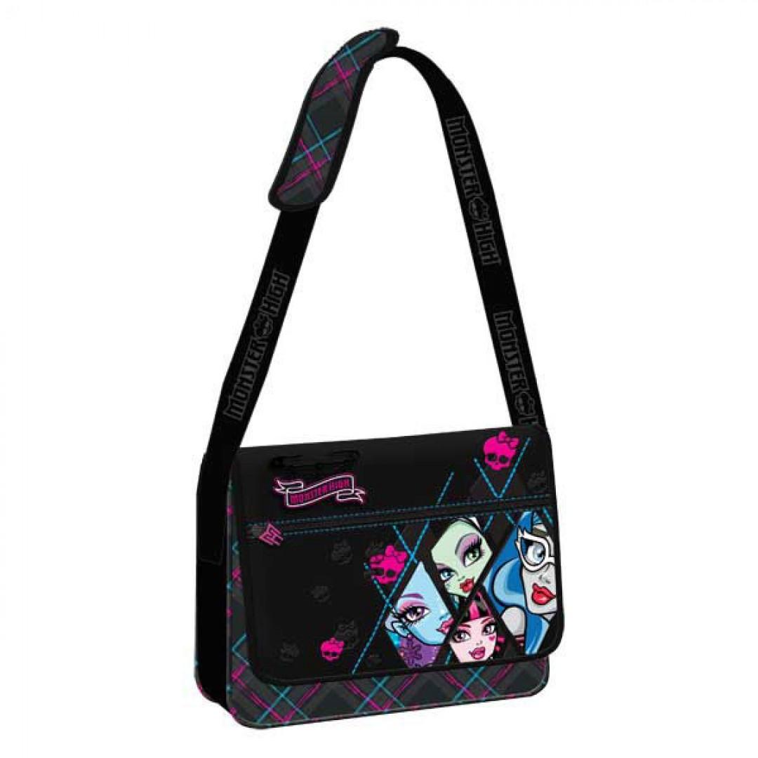 f391f8c228 Taška na rameno STK 49-06 Monster High II - Škola - Školské potreby ...