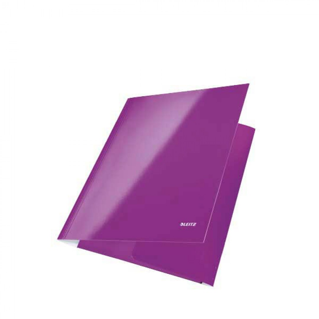 Kartónový obal lesklý s gumičkou WOW fialová - Kancelárske potreby ... 3ba0fe76602