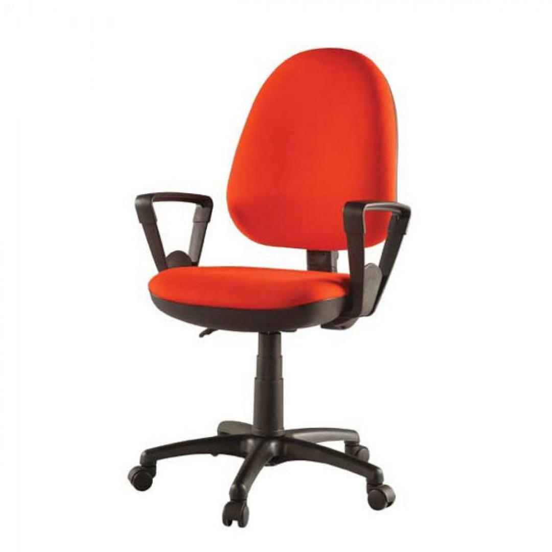 7d577cf0c7b3 Pracovná stolička Jaguar červená - Nábytok - Nábytok a doplnky ...