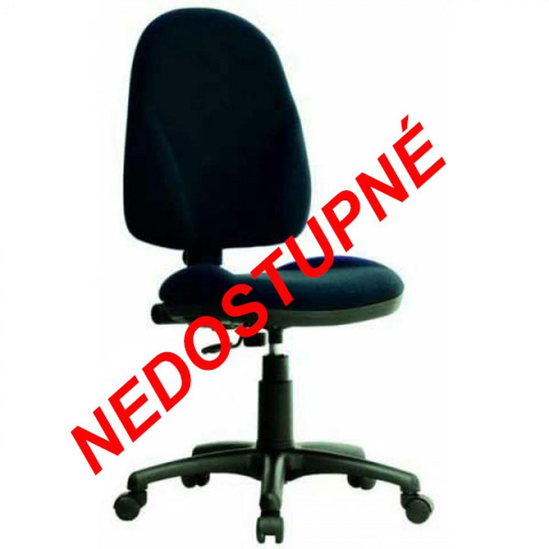 e0c6798bf6b4 Pracovná stolička Gina Anatomic čierna C11 NEDOSTUPNÉ - Nábytok ...